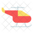Helicopter Chopper Choppercopter Icon