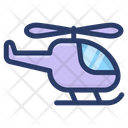 Helicopter Chopper Copter Icon