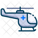 Medical Healthy Helicopter Icon