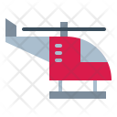Helicopter Aircraft Flight Icon