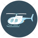 Helicopter Transport Icon