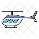 Helicopter Chopper Fly Icon