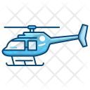 Helicopter Firefighter Emergency Icon