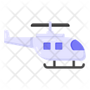 Helicopter Aircraft Air Transport Icon