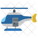 Helicopter Emergency Flight Icon