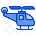 Helicopter Copter Chopper Icon