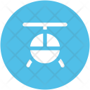 Helicopter Rotorcraft Chopper Icon