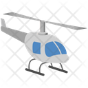 Helicopter Shipping Icon