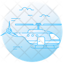 Helicopter Speed Icon