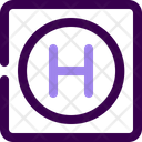 Helipad Icon