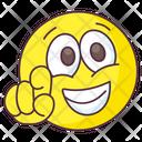 Hello Emoji Icon