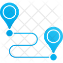 Helm Route Start Point Icon