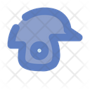 Helmet Baseball Icon