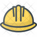 Helmet Protection Industry Icon