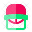 Helmet Head Protect Icon