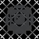 Helmet Scuba Dive Icon