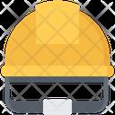Helmet Building Builder Icon