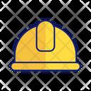 Engineer Helmet Helmet Protection Icon