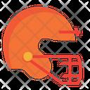 Helmet Rugby Helmet Hard Hat Icon