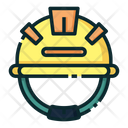 Helmet Carpentry Helmet Equipment Icon