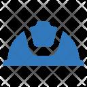 Helmet Industrial Protection Icon