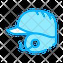 Ball Baseball Helmet Icon