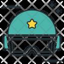 Iheadgear Helmet Head Protection Icon