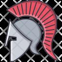 Helmet Armor War Icon
