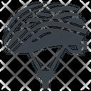 Helmet Gear Protective Icon