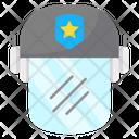Helmet Police Helmet Special Force Icon