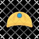 Helmet Safety Cap Icon