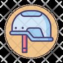 Helmet Hard Helmet Army Icon
