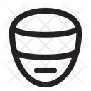 Helmet Sport Football Icon