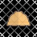 Helmet Engineer Worker Icon