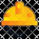 Helmet Cap Work Icon