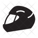 Helmet Protection Safety Icon