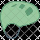 Climbing Helmet Icon