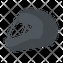 Helmet Moto Safety Icon