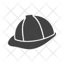 Helmet Hat Construction Icon
