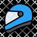 Helmet Bike Safety Icon