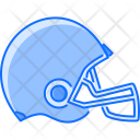 Rugby Helmet Sport Icon