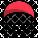 Helmet Footbal Mask Icon