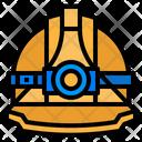 Helmet Equipment Safe Icon