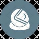 Helmet Spacesuit Safety Icon