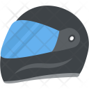 Helmet Headwear Motorcycle Icon