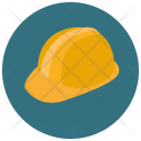 Safety Helmet Protection Icon