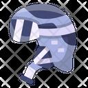 Helmet Snow Winter Icon