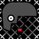 Helmet Accessories Safety Icon