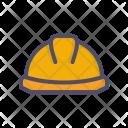 Helmet Construction Building Icon