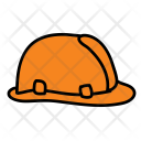 Safety Helmet Tool Icon